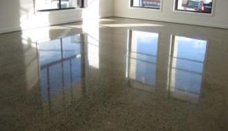 albuquerque polished concrete flooring