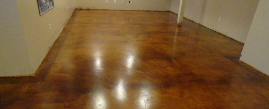 Stained Concrete Albuquerque