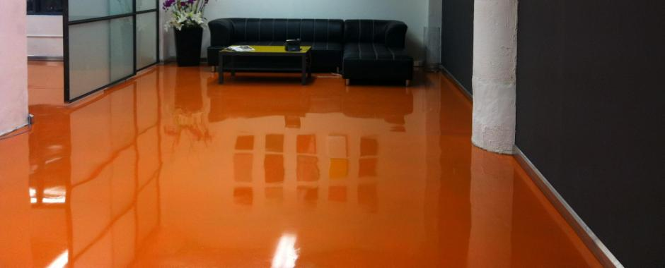 Epoxy Floors Albuquerque Epoxy Flooring
